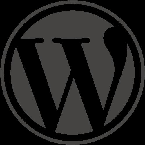 הלוגו של וורדפרס